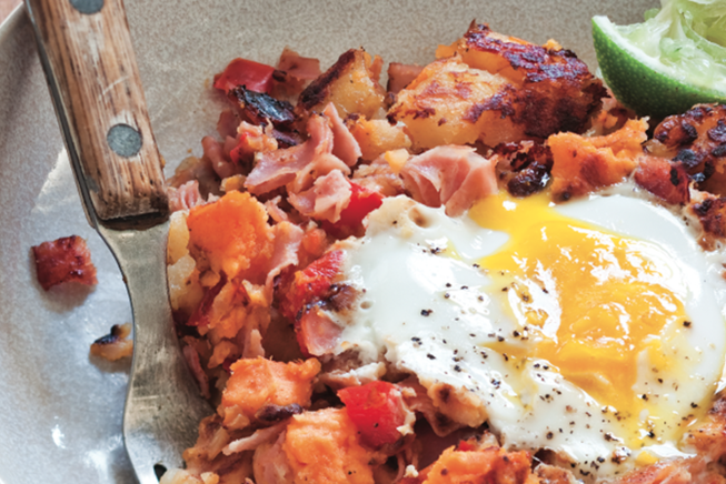 sweetpotatohamhash