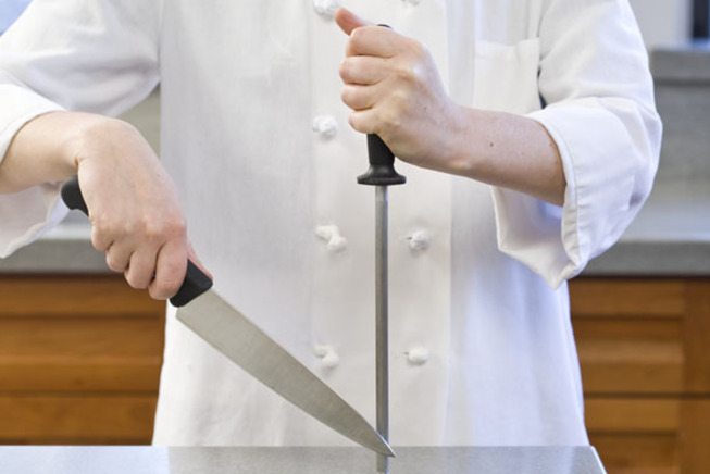 Knife and cutting board care and cleaning