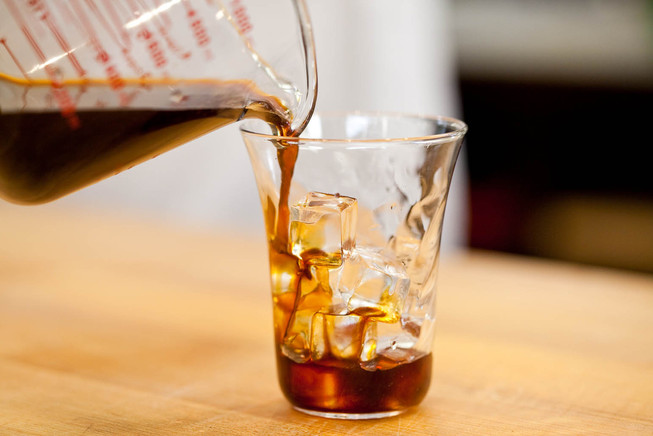 Home Brewing: Cold Brewed Coffee « Blog | Small World Coffee