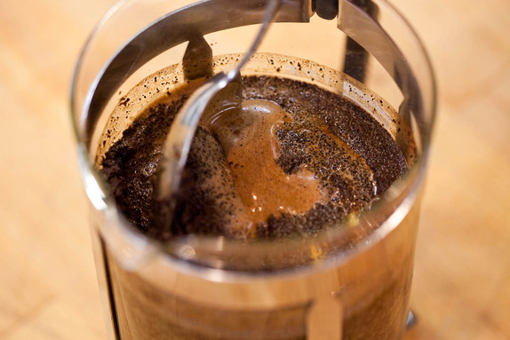how to make strong brewed coffee