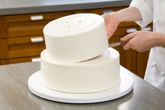 Aniey Z Delight Secrets To Making A Wedding Cake