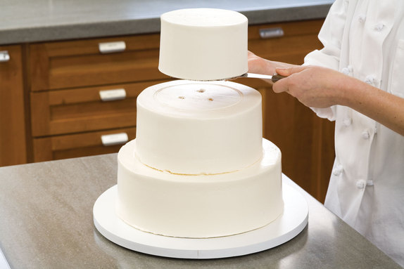 Secrets To Making A Wedding Cake The Feed