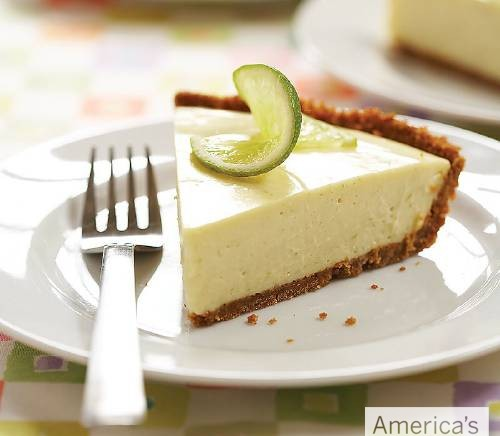 Icebox Key Lime Pie