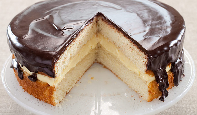 Secrets To Boston Cream Pie The Feed