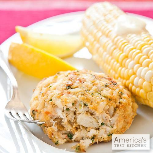 America S Test Kitchen Maryland Crab Cakes