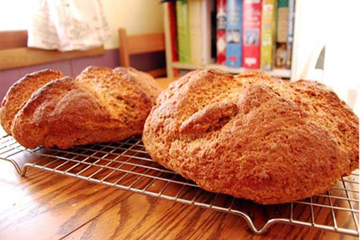 brown soda bread SW