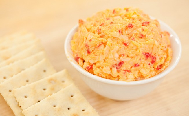 Homemade Pimento Cheese Spread Recipe