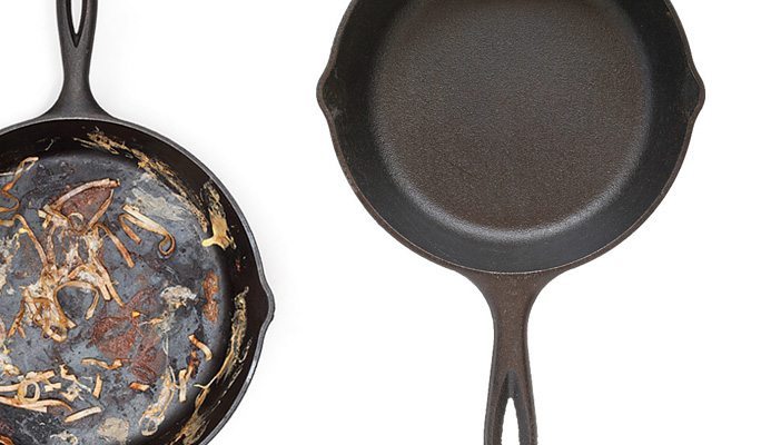 How To Properly Season And Care For Cast Iron Cookware