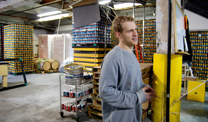 downeast cider shows us how hard cider is made in boston